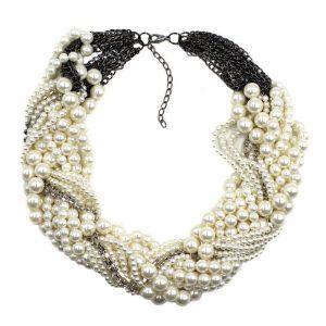 Bib Collar Necklace