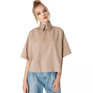 Relaxed Fit Blouse