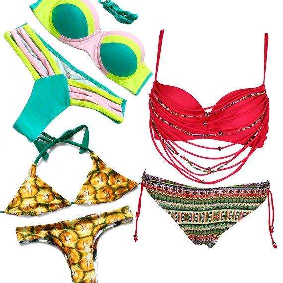 Latest Fashion Trends in Bikini