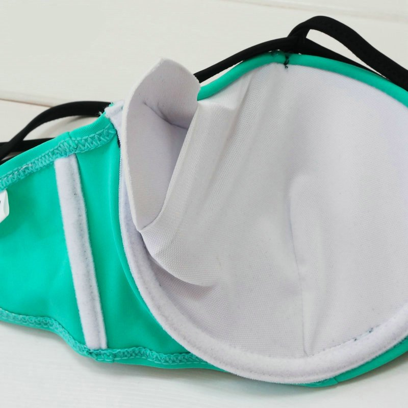 Swimsuit With Push Up Top Pad