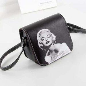 Small Handbag With Flap