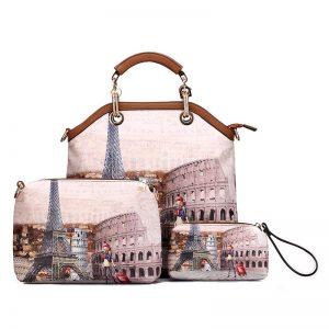 Printed Trendy Handbags